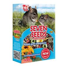 SPECIAL 7 семян Корм полнорационный для шиншилл 400 г