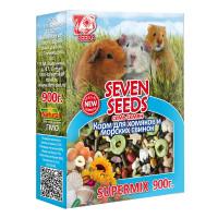 SUPERMIX 7 семян Корм для хомяков и морских свинок 900 г