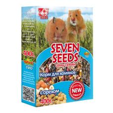 SPECIAL 7 семян Корм для хомяков с орехом 400 г