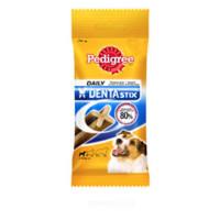 Педигри Дентастикс 110 г - для собак малых пород от 5 до 10 кг