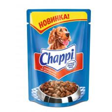 Чаппи консервы С говядиной по-домашнему 100 г