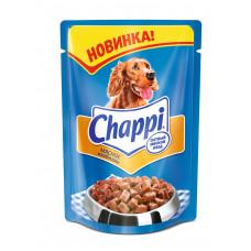 Чаппи консервы Мясное изобилие 100 г