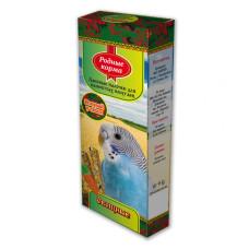 Родные корма Зерновые палочки для попугаев с овощами 2 шт*45 г