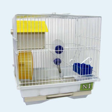 115 Клетка д/грызунов 30*23*31 см 2 этажа, укомпл.