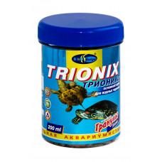 Биодизайн ТРИОНИКС - плавающие палочки (sticks) 2 вида корм для водных черепа 250 мл/80 г