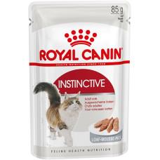 Роял Канин Инстинктив паштет, влажный корм для кошек старше 1 года 85 г