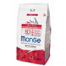 Monge Dog Mini корм для щенков собак мелких пород 800 г