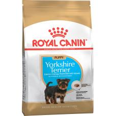 Роял Канин Корм для щенков Йоркширских терьеров до 10 месяцев 1,5 кг