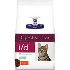 Hills i/d Корм для кошек помогает улучшить пищеварение и качество стула 400 г
