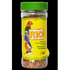 РИО - Витаминно-минеральная смесь для всех видов птиц 220 г