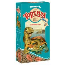 Зоомир Тортилла МАХ Корм для водных черепах с креветками 70 г