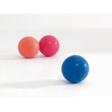Д-44 ЗооМарк Игрушка Мячик литой резиновый, d 4,5 см