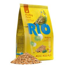 РИО - Корм для волнистых попугайчиков в период линьки 1 кг