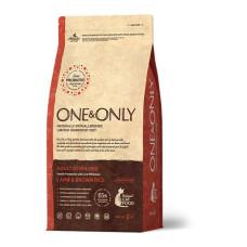 ONE&ONLY CAT Lamb &Rice Adult Sterilized Корм сухой для стерилизованных кошек, ягненок с рисом,  400