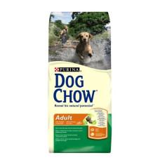 Дог Чау корм сухой для собак с курицей и рисом 1 кг