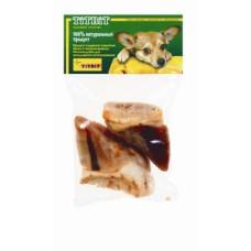 TiTBiT Лакомство Копыто мясное говяжье (мягкая упаковка) для собак (2409 2833)