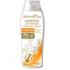 Animal Play Дягтярный универсальный шампунь для собак и кошек, 250 мл