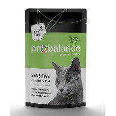 Пробаланс Sensitive пауч чувствительное пищеварение 85 г