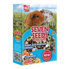 SPECIAL 7 семян Корм для морских свинок с орехами 400 г