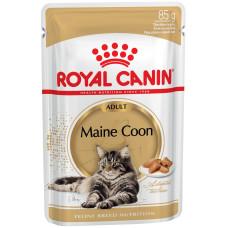 Роял Канин Maine Coon Корм для кошек породы Мейнкун, 85 г