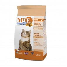 Forza10 CAT MR. FRUIT ADULT INDOOR Корм сухой для взрослых домашних кошек,  400 г