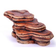 К-26к ГротАква Грот Камень для черепах большой коричневый, 26*15*9,5 см