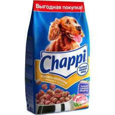 Чаппи Корм сухой для взрослых собак всех пород Мясное изобилие, 15 кг