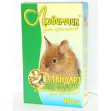 Любимчик - корм для кроликов 400 г