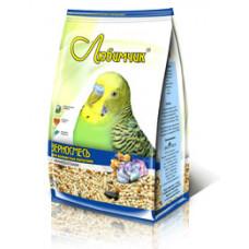 """Любимчик - корм для волнистых попугаев """"Минерал"""" 500 г"""