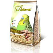 """Любимчик - корм для волнистых попугаев """"Орех"""" 500 г"""