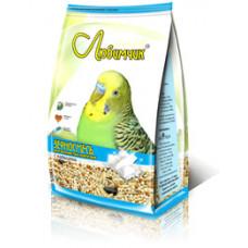 """Любимчик - корм для волнистых попугаев """"Кальций"""" 500 г"""