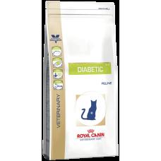 Роял Канин Диабетик ДС46 (фелин) Диета для кошек при сахарного диабета, 400 г