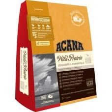 Акана Вайлд Прерия Кэт беззерновой корм для кошек всех пород и возрастов с  курицей 1,8 кг