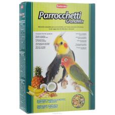 Padovan Грандмикс паррочетти - основной корм для средних попугаев 850 г