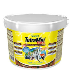 Корм для рыб TetraMin хлопья 10 л (ведро)