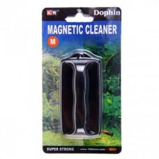 KW Магнит для чистки стекол M, 8х4 см