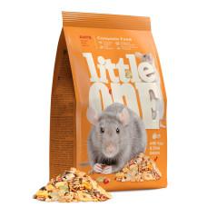 LITTLE ONE - Корм для крыс 900 г