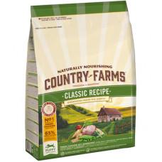 Country Farms Сухой Классический корм для щенков с высоким содержанием Курицы, 2,5 кг