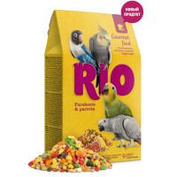 РИО - Гурмэ Корм для средних и крупных попугаев 250 г