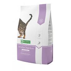 Nature's Protection Корм сухой для кошек с чувств. пищеварением, 400 г+400 г В ПОДАРОК!
