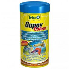 Корм для рыб Tetra Guppy Colour хлопья 250 мл