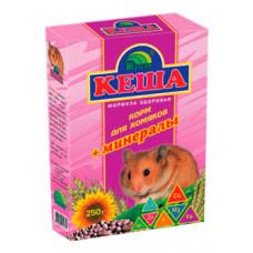 Кеша Зерносмесь для хомяков (минералы) 500 г