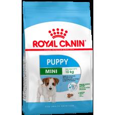 Роял Канин Корм Мини Паппи для щенков собак мелких размеров в возрасте c 2-10 мес, 0,5+0,3 кг