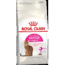 Роял Канин Сэйвор Экзиджент для кошек особо привередливых к вкусу продукта 400 г