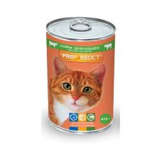 Прохвост Корм консерв. для кошек мясное ассорти 415 г