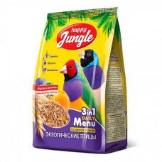 Happy Jungle Корм для экзотических птиц, 500 г