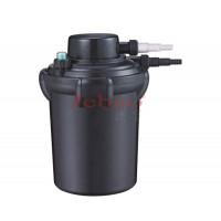 JEBAO Фильтр прудовый напорный PF-10E на пруд 4000 л, объём фильтра 10 л, UV 9 вт