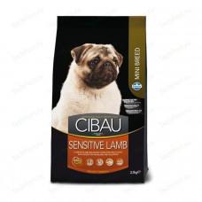 FARMINA CIBAU Sensitive Lamb Mini Корм для собак Мини пород с чувств. пищеварением с Ягненком,800 г