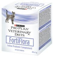 Про План FortiFlora Пробиотическая добавка для кошек, котят, берем и кормящих животных 1 г