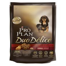 12251945 Про План Дуо Делис для мелких собак с говядиной 2,5 кг